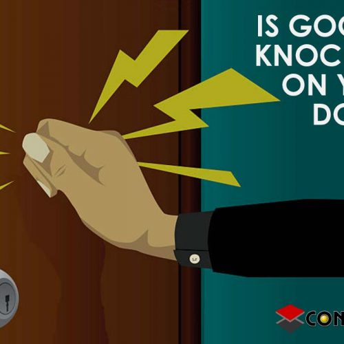 Is Google Knocking on Your Door?