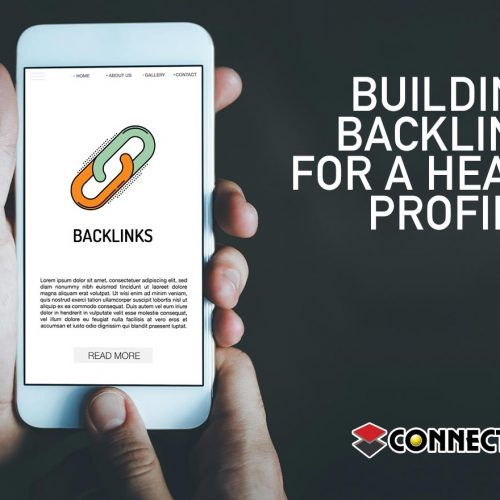 Building Backlinks For A Healthy Profile