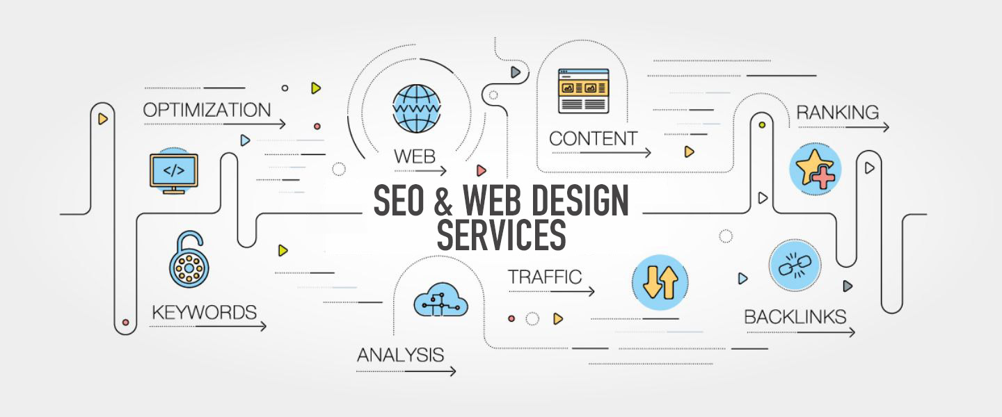 seo web design services pasadena