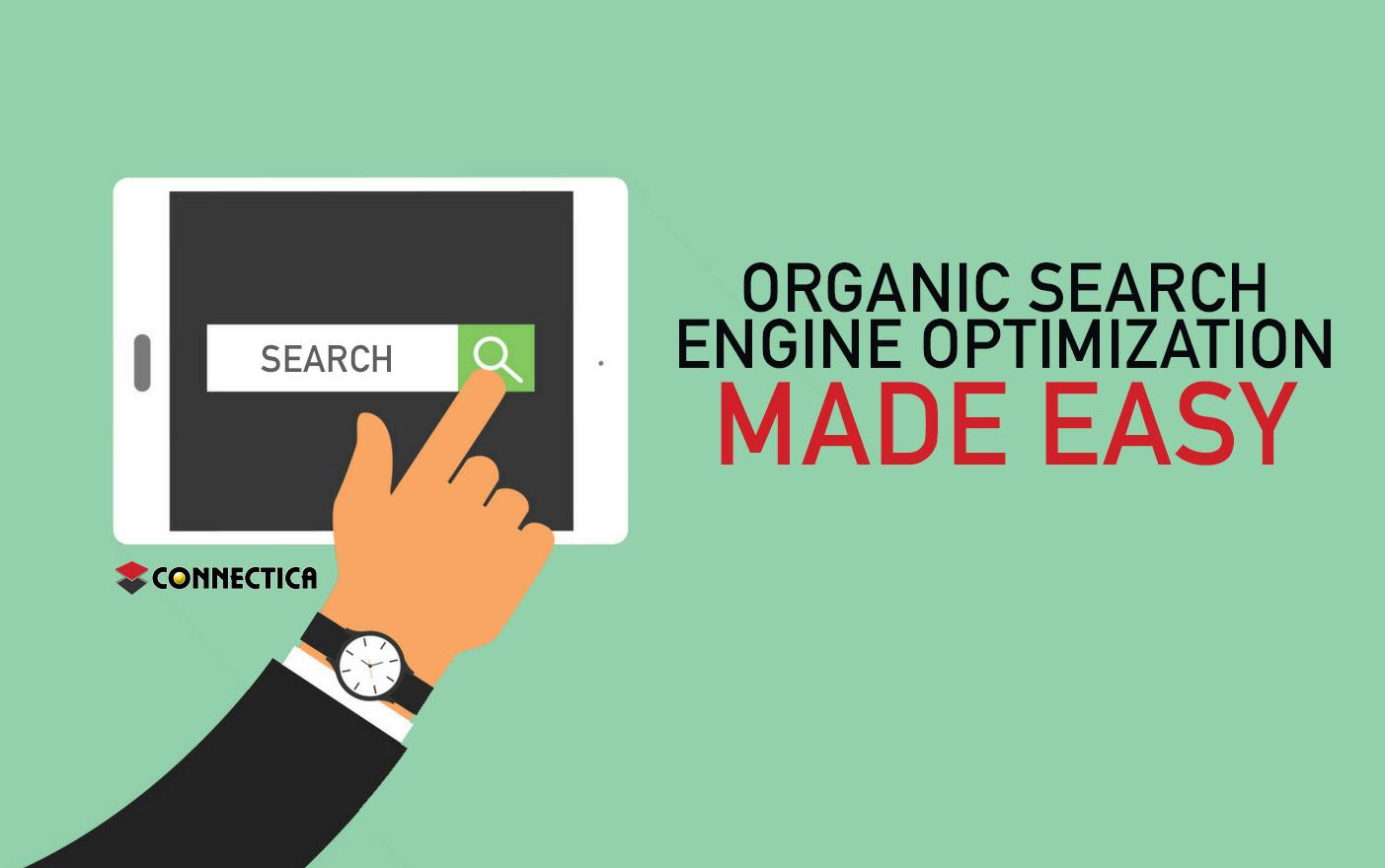 organic search engine optimization