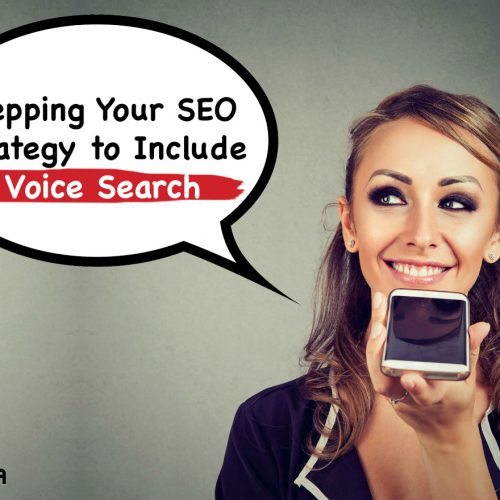 Prepping Your SEO Strategy to Include Voice Search