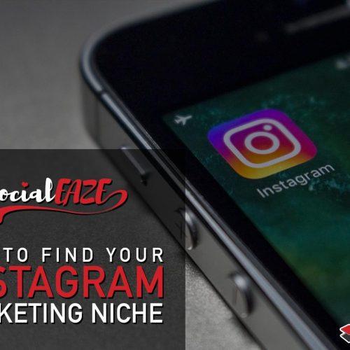 How To Find Your Instagram Marketing Niche