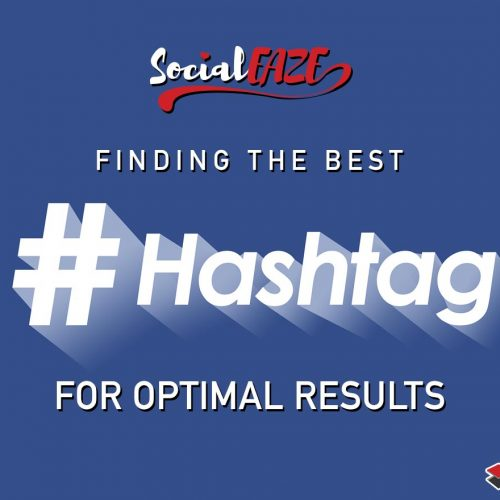 Finding The Best Hashtags For Optimal Results