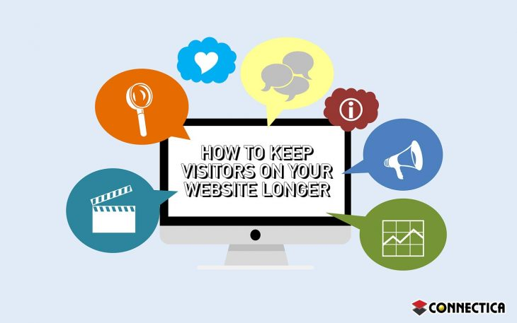 Keep Visitors On Your Website