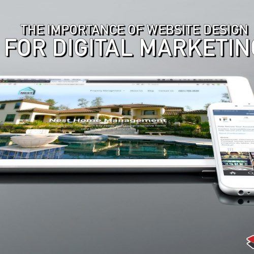 The Importance Of Website Design For Digital Marketing