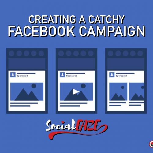 Creating A Catchy Facebook Campaign