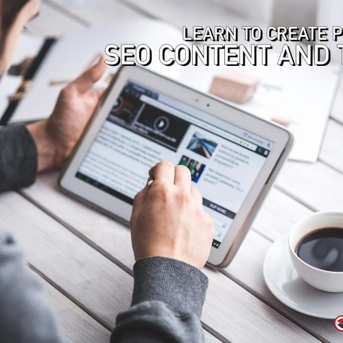 Learn To Create Powerful SEO Content And Topics