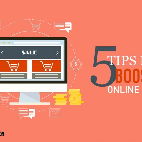 5 Tips For Boosting Online Sales