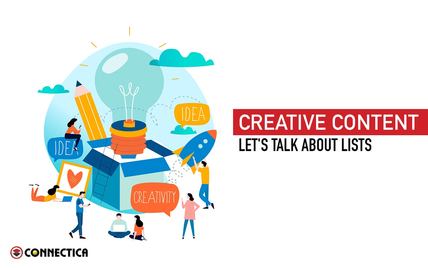 Creative Content: Let's Talk About Lists