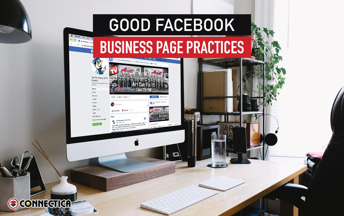 Good Facebook Business Page Practices