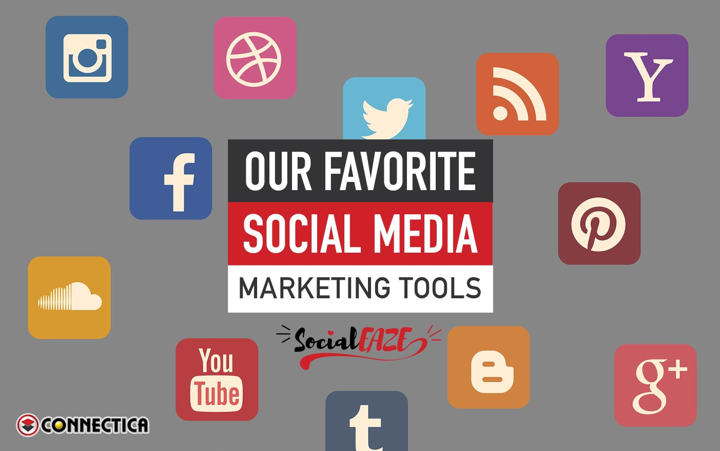 Our FAVORITE Social Media Marketing Tools