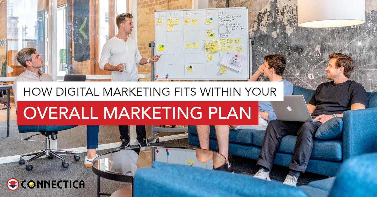 How Digital Marketing Fits Within Your Overall Marketing Plan