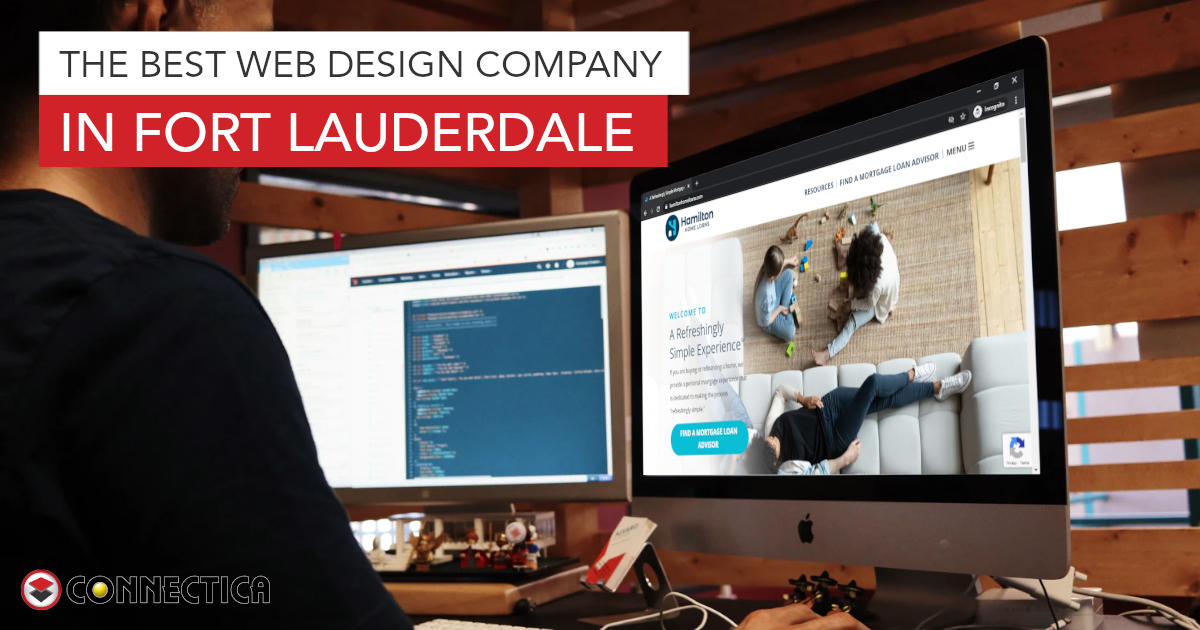 The Best Web Design Company In Fort Lauderdale