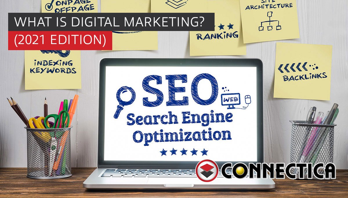 What Is Digital Marketing? (2021 Edition)