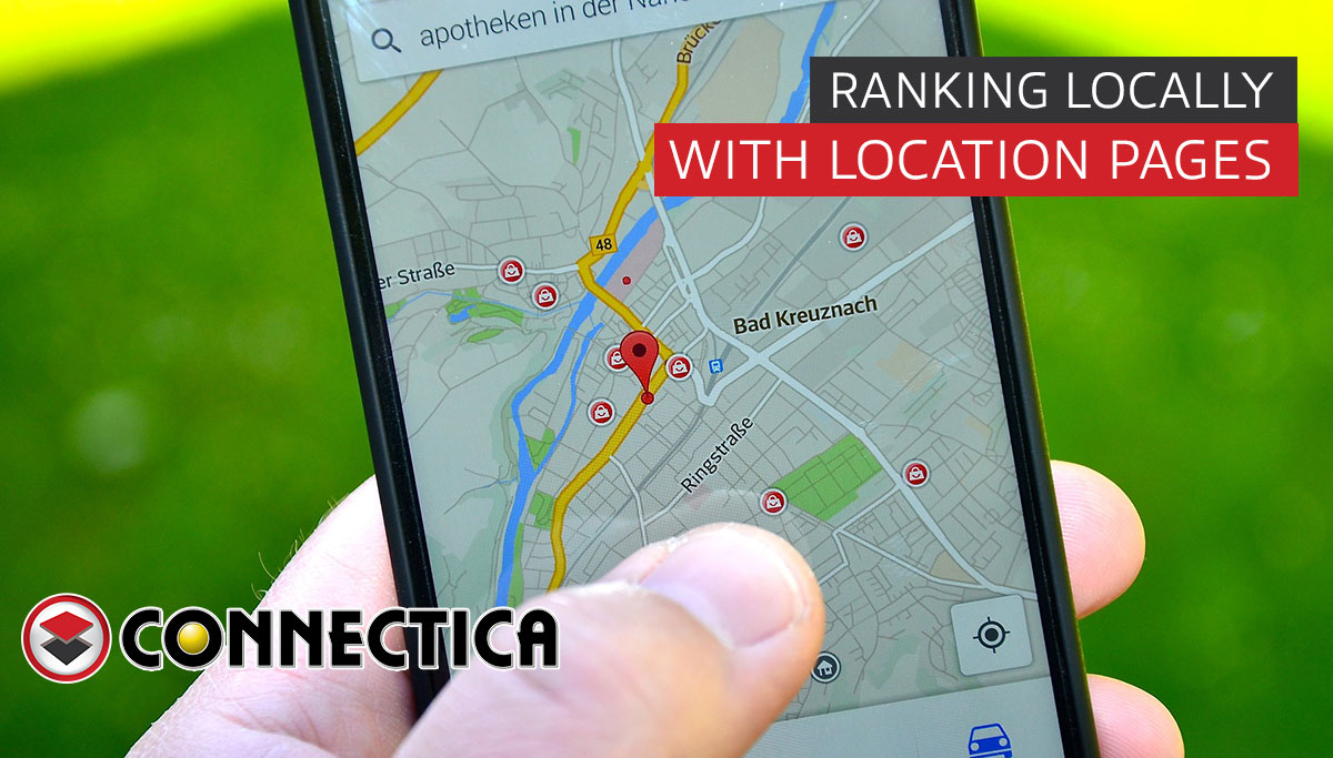 Ranking Locally With Location Pages